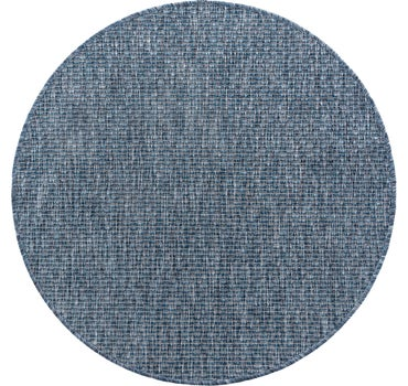 3' 3 x 3' 3 Outdoor Solid Round Rug main image