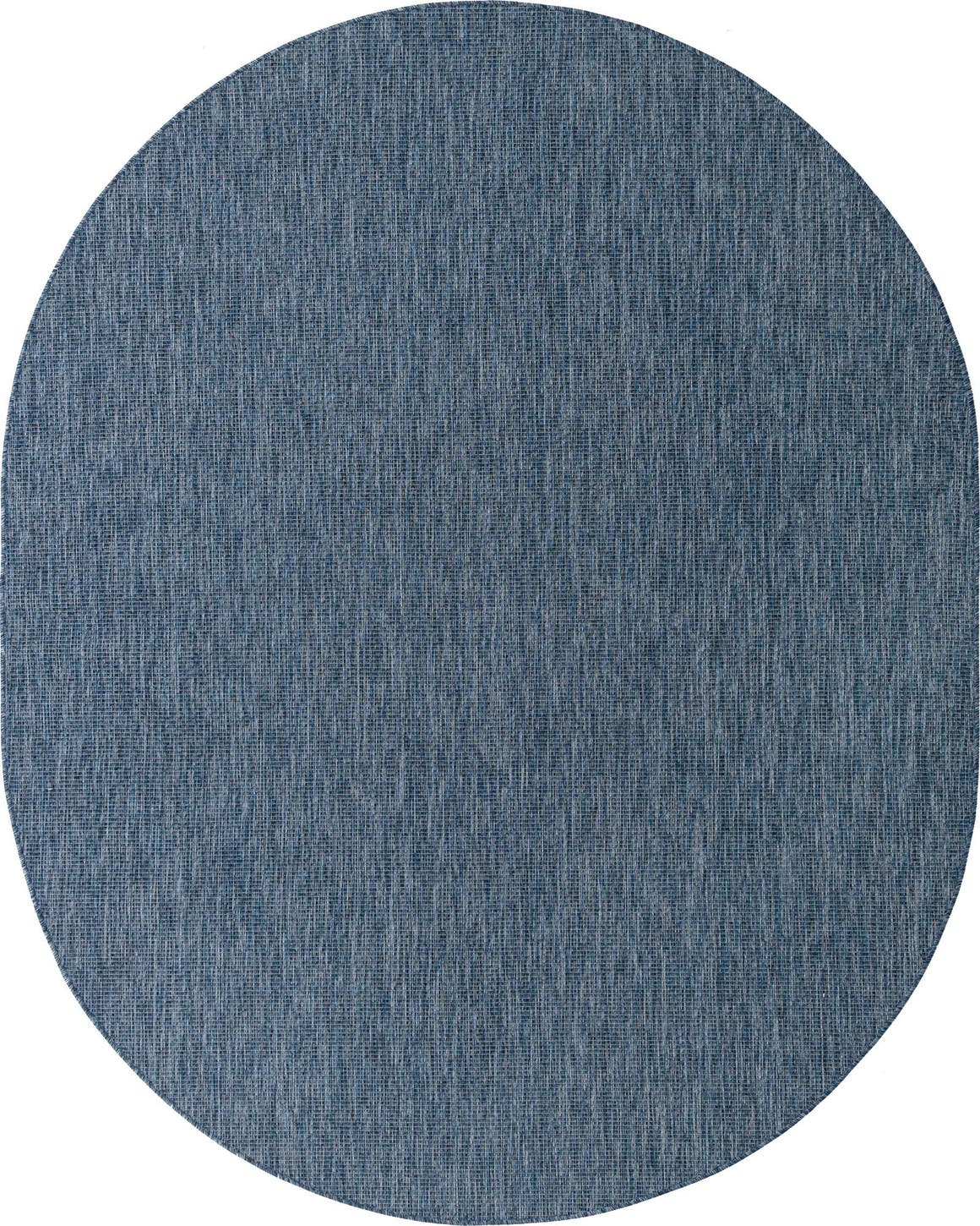 8' x 10' Outdoor Basic Oval Rug main image
