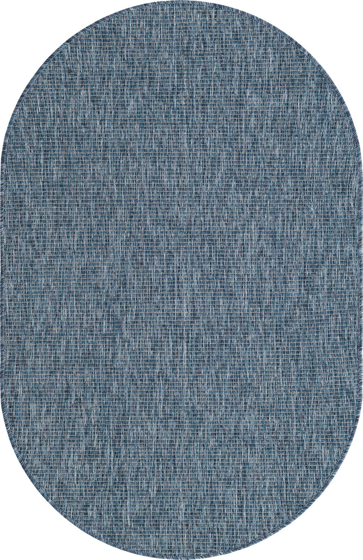 3' 3 x 5' 3 Outdoor Basic Oval Rug main image