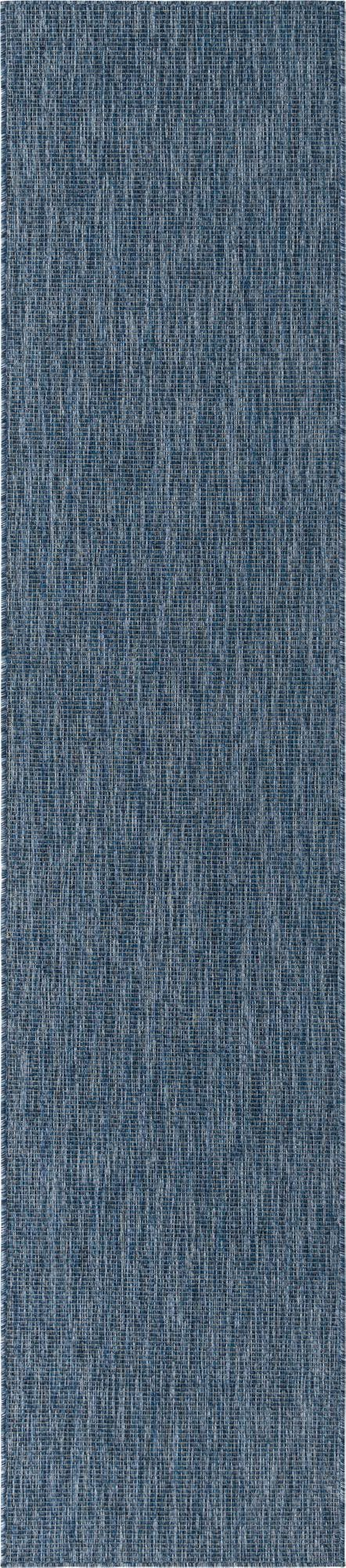 2' 7 x 12' Outdoor Solid Runner Rug main image