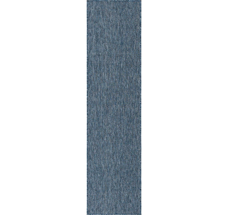 60cm x 245cm Outdoor Solid Runner Rug