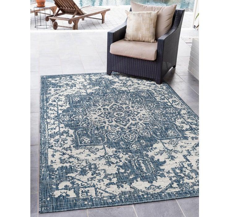 Image of 9' x 12' Jill Zarin Outdoor Rug