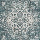 Link to Teal of this rug: SKU#3152235