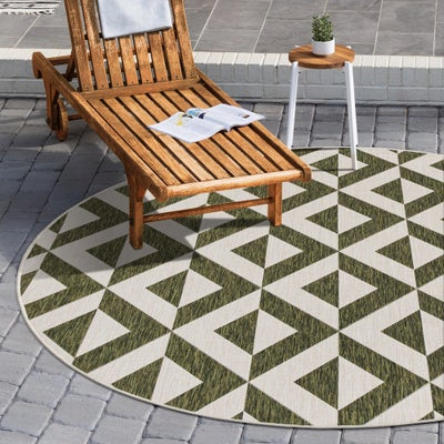 Outdoor Round Rugs