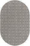 5' 3 x 8' 0 Oval image