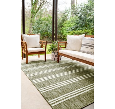 1' 4 x 1' 4 Jill Zarin Outdoor Sample Rug main image