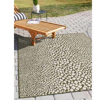 Image of  2' 2 x 3' Jill Zarin Outdoor Rug