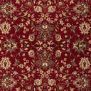 Link to Burgundy of this rug: SKU#3152879