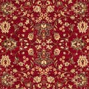 Link to Burgundy of this rug: SKU#3152882