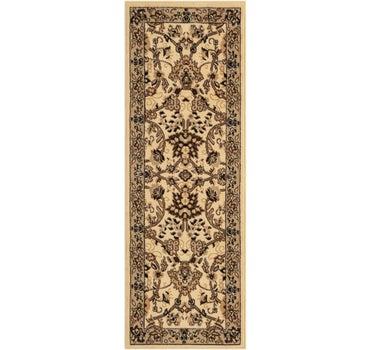2' x 6' Kashan Design Runner Rug main image