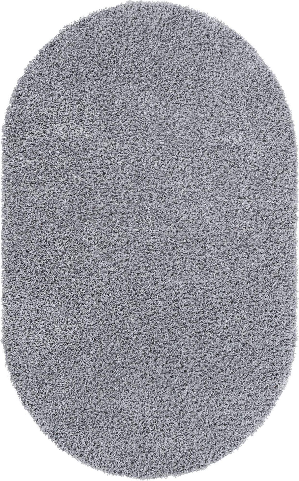3' 3 x 5' 3 Zermatt Shag Oval Rug main image