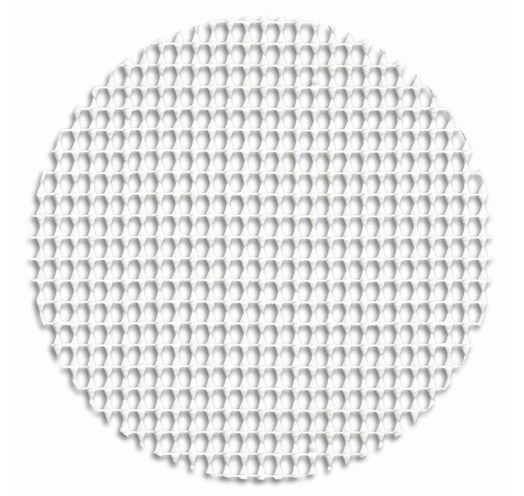 100cm x 100cm Non-Slip Round Rug