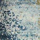 4' x 4' Hyacinth Square Rug