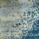 8' x 10' Hyacinth Oval Rug