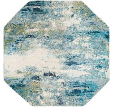 5' x 5' Spectrum Octagon Rug main image