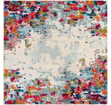 5' x 5' Spectrum Square Rug main image