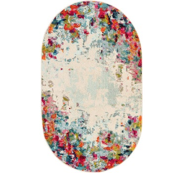 3' 3 x 5' 3 Spectrum Oval Rug main image