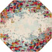 5' x 5' Spectrum Octagon Rug thumbnail