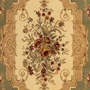 Link to Green of this rug: SKU#3153872