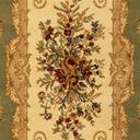 Link to Green of this rug: SKU#3153873