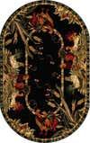 3' 3 x 5' 3 Oval image