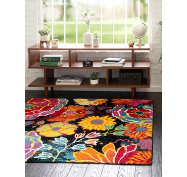 4' x 4' Florence Square Rug