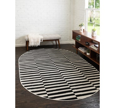 7' 10 x 10' Tribeca Oval Rug main image