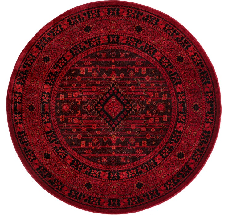 152cm x 152cm Bokhara Round Rug