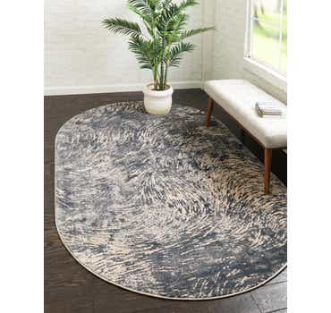 Image of  5' x 8' Oasis Oval Rug