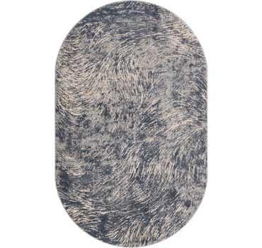 Image of  5' x 8' Oasis Oval Rug