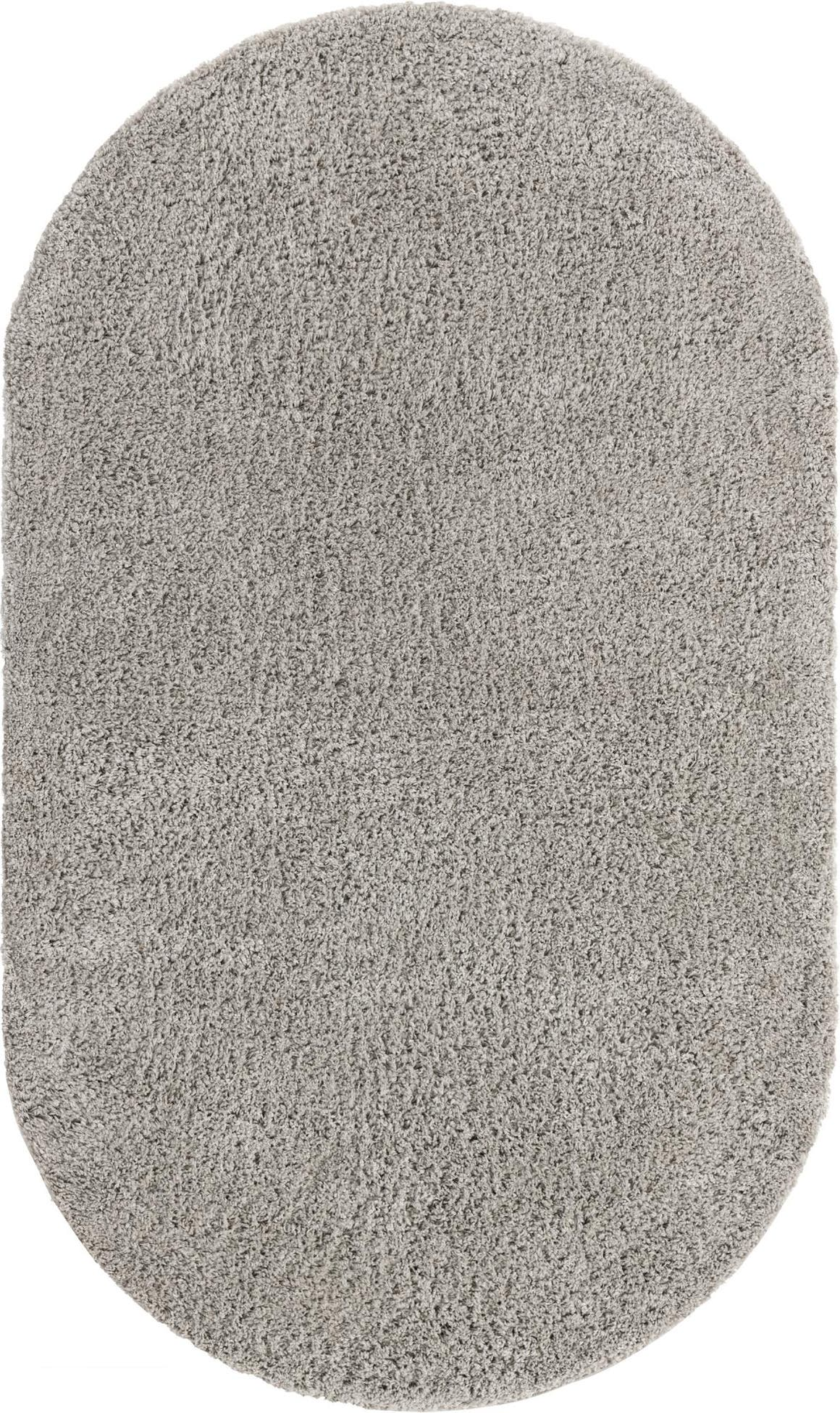 5' x 8' Everyday Shag Oval Rug main image