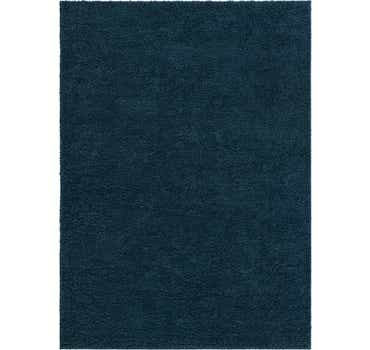 Image of  Navy Blue Everyday Shag Rug