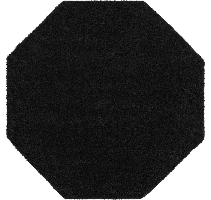 245cm x 245cm Everyday Shag Octagon Rug
