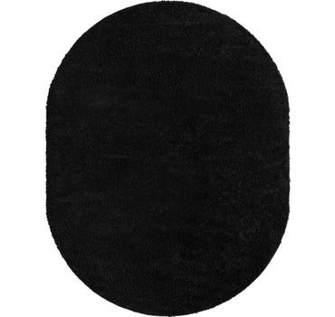 8' x 10' Everyday Shag Oval Rug main image