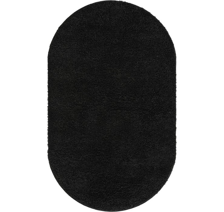 152cm x 245cm Everyday Shag Oval Rug