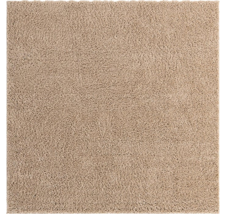 250cm x 250cm Everyday Shag Square Rug