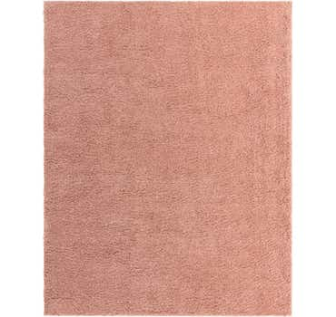 Image of  Rose Pink Everyday Shag Rug
