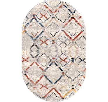 Image of  5' x 8' Tucson Oval Rug