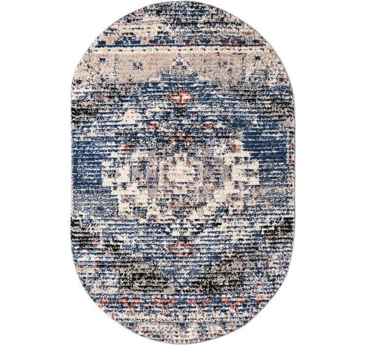 122cm x 183cm Tucson Oval Rug