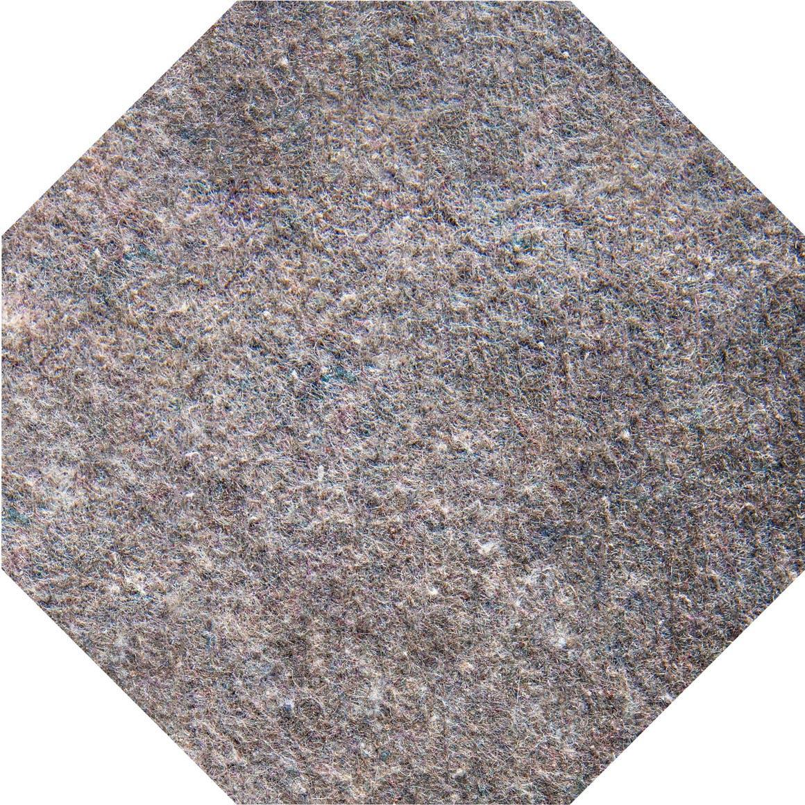 7' 0 x 7' 0 Octagon Uni-Luxe Rug Pad main image