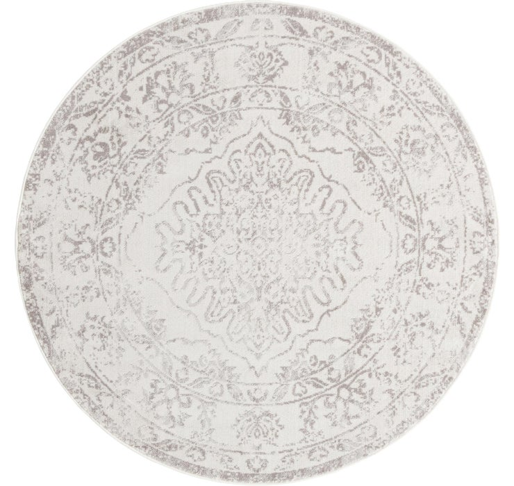 152cm x 152cm Oxford Round Rug