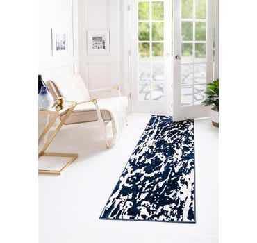 2' x 8' 8 Vince Camuto Runner Rug
