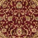 5' 3 x 5' 3 Classic Agra Round Rug
