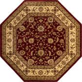 8' x 8' Classic Agra Octagon Rug thumbnail