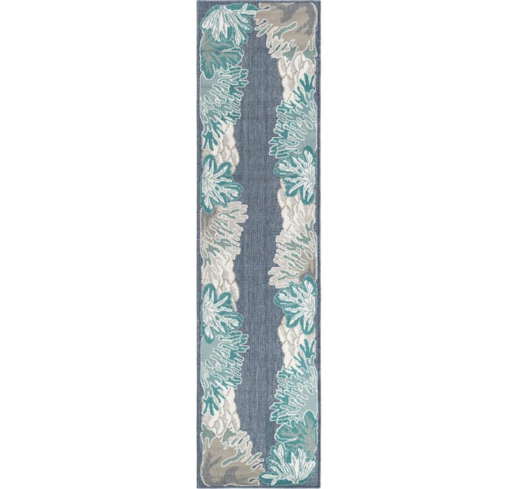 60cm x 245cm Outdoor Coastal Runner ...