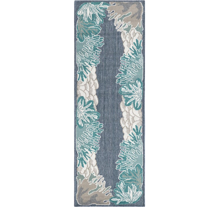 60cm x 185cm Outdoor Coastal Runner ...