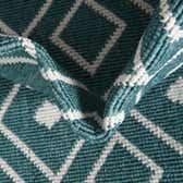 5' 3 x 8' Outdoor Trellis Rug thumbnail