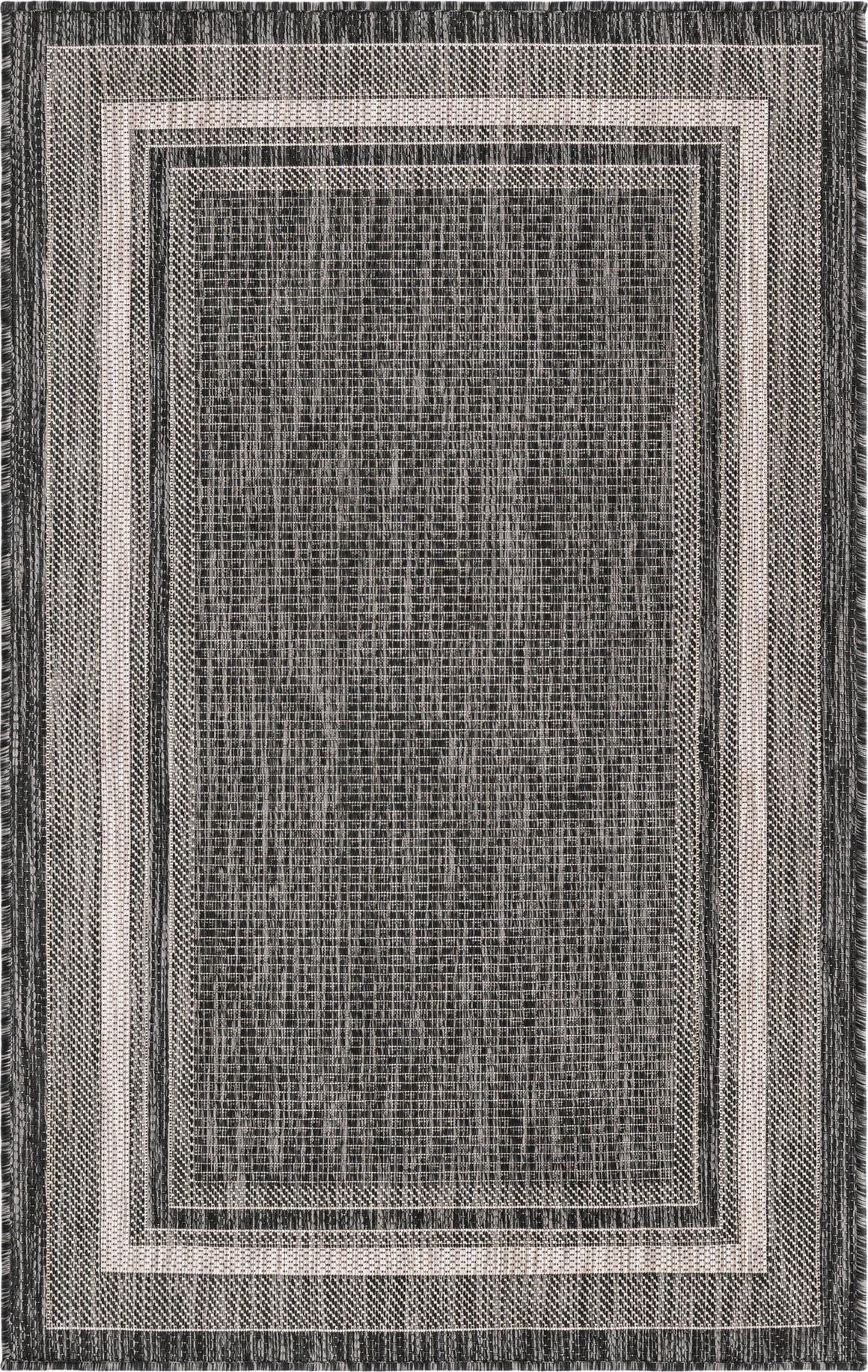 3' 3 x 5' 3 Outdoor Border Rug main image
