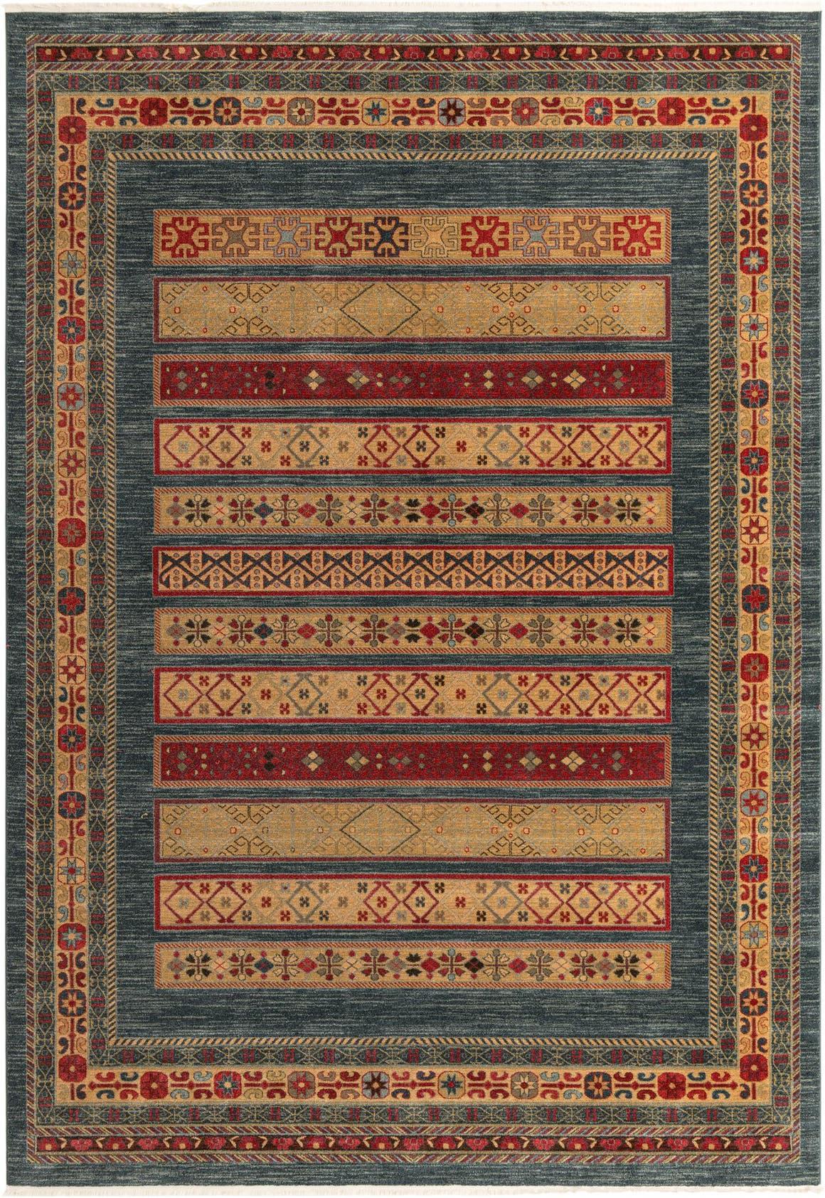 10' x 14' Kashkuli Gabbeh Rug main image