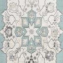 Link to Aqua of this rug: SKU#3158696